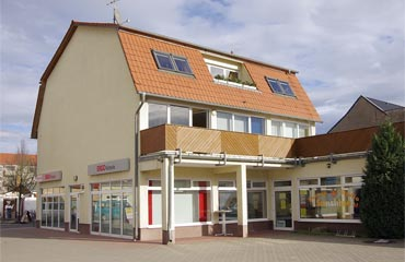 "Pension ""Stadtmitte"" in Luckenwalde"